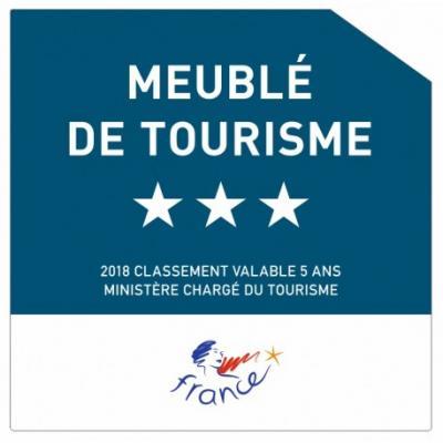 Meuble de tourisme 3 etoiles